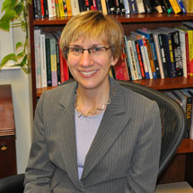 Elizabeth A. Stanley, PhD, of Georgetown University