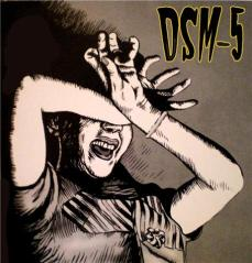 "Also subversive and clever; an Omaha, NE punk band have named themselves ""DSM-5""."