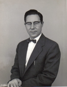 William Glasser, around 1953.