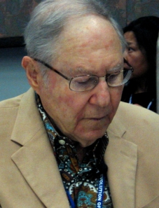 William Ira Glasser, in 2009, photo copyright 2013 by Brother Bulldog